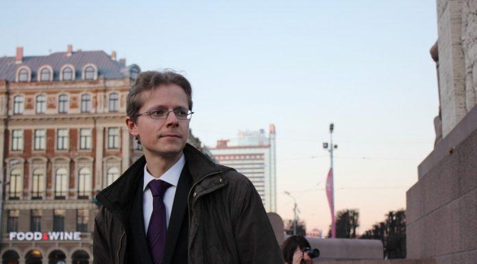 Baznīcu nakts organizators Jurģis Klotiņš | Interesanti.eu