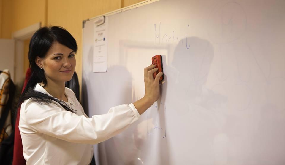Nepārtrauktās attīstības skolotāja Dagnija Grundmane