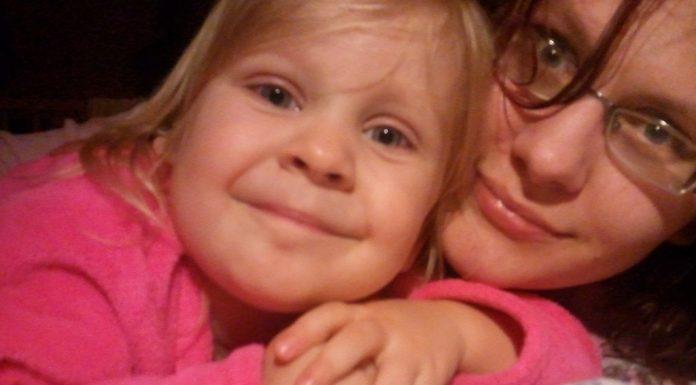 Kas ir laime? Rūta Ungure ar meitiņu. | Interesanti.eu