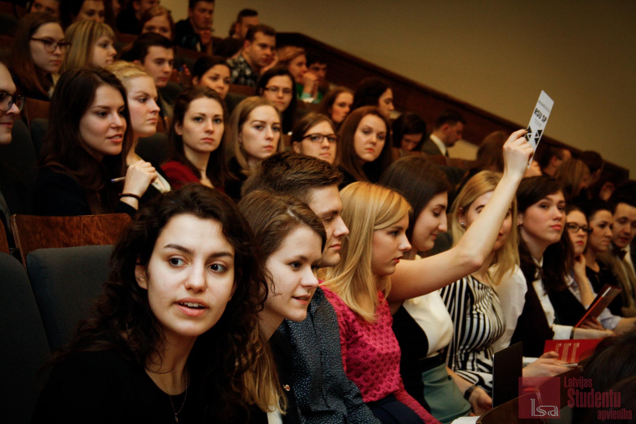 Latvijas Studentu apvienība - studentu pašpārvalde